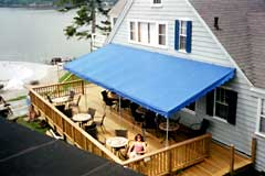 Commercial Deck Canopy